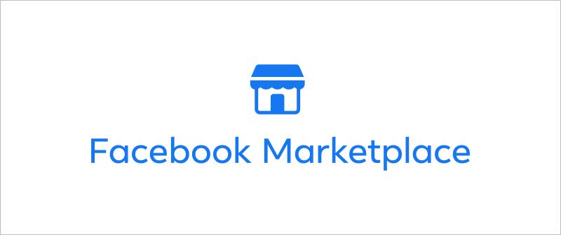 Image result for facebook marketplace logo