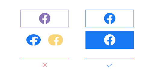 Facebook Brand Resource Center Assets And Brand Guidelines